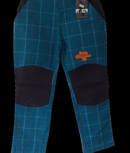 Kalhoty outdoorové dorostenecké