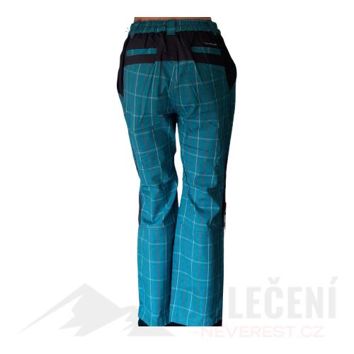 Kalhoty outdoorové dorostenecké, kalhoty outdoorové podzimní