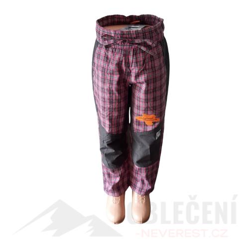 Kalhoty volnočasové, kalhoty outdoorové dětské