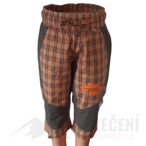 kalhoty 3/4 neverest, šortky 3/4 neverest