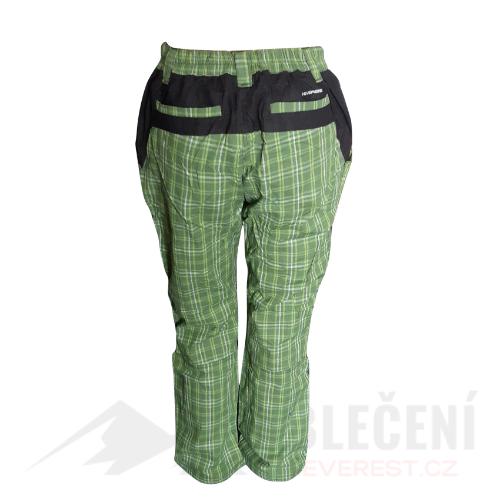kalhoty outdoorové podzimní
