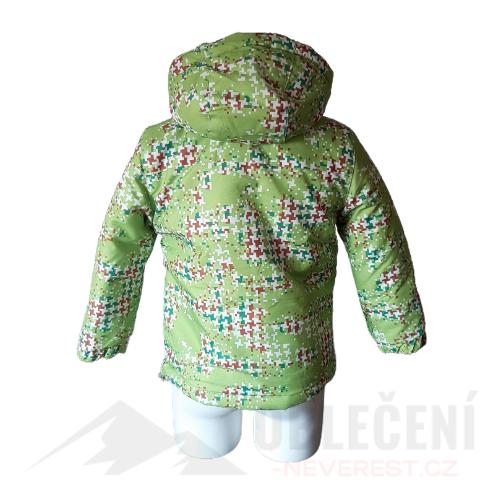 bunda zimní dětská