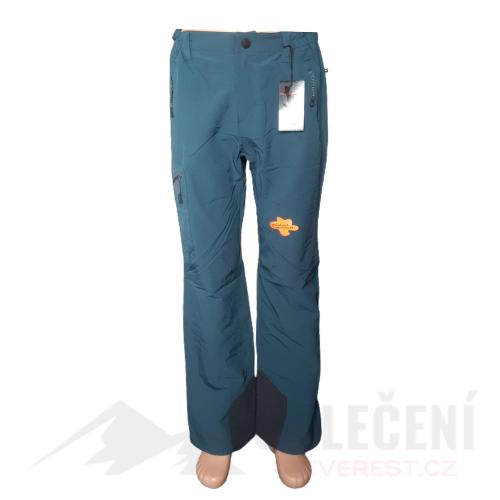 kalhoty pánské softshellové