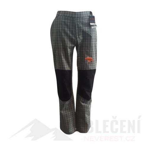 outdoorové kalhoty pánské